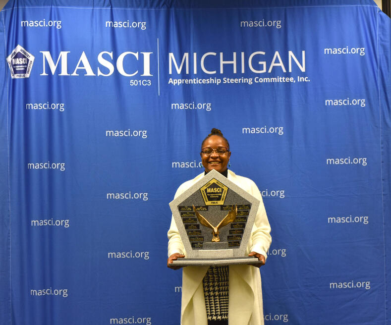 MASCI 2019 Apprentices of the Year - Shandra Dunn