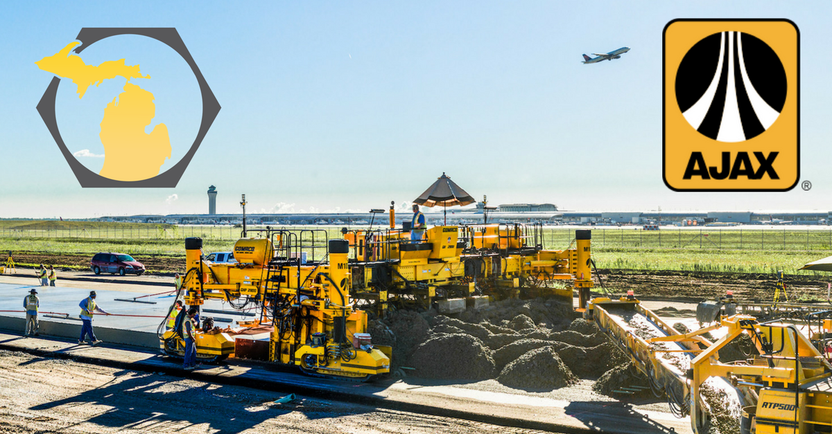 Learn more about the work that Michigan Construction partner Ajax Paving does and how you can get a construction job with them in Michigan.
