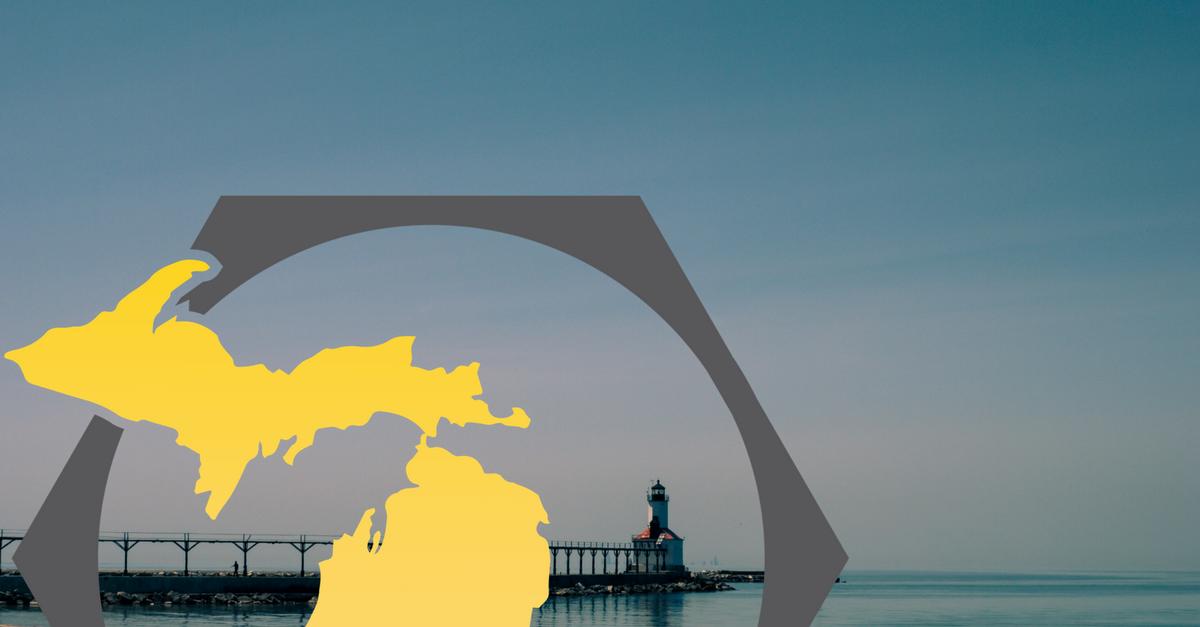 Northern Michigan Blog Header