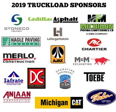 Truckload sponsors